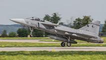 9242 - Czech - Air Force SAAB JAS 39C Gripen aircraft