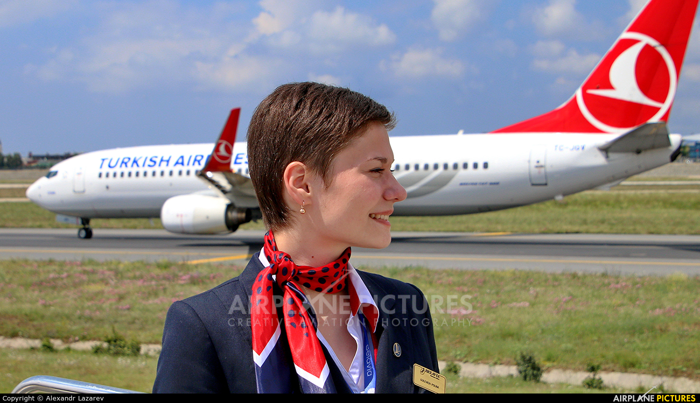 - Aviation Glamour - aircraft at Istanbul - Ataturk