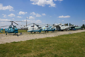 36 - Ukraine - Air Force Kamov Ka-25Bsh