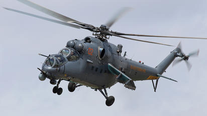 02 - Kazakhstan - Air Force Mil Mi-35M