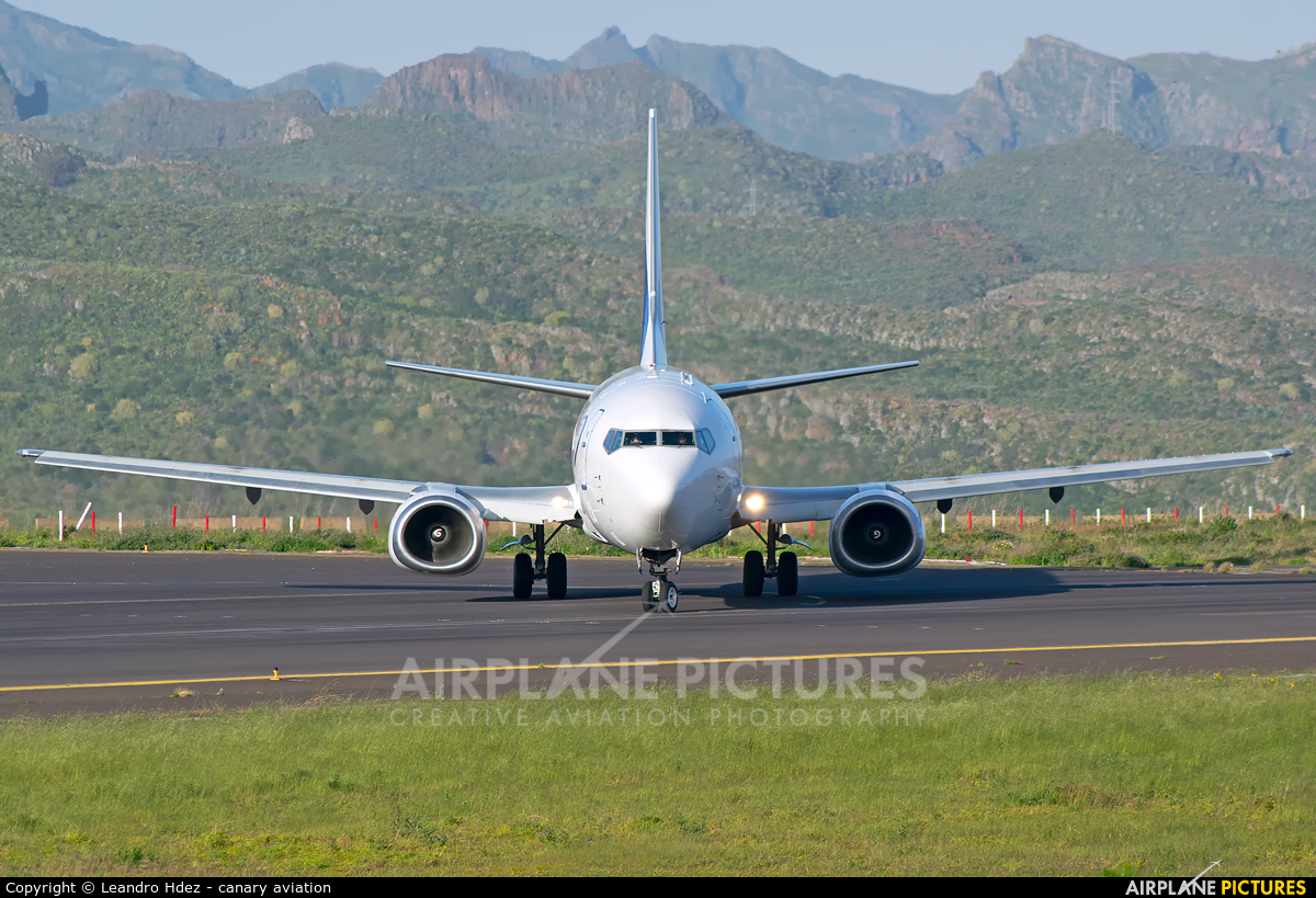 Swiftair EC-MCI aircraft at Tenerife Norte - Los Rodeos