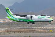 EC-MJG - Binter Canarias ATR 72 (all models) aircraft