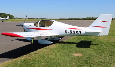 G-DDBD - Private Europa Aircraft Europa