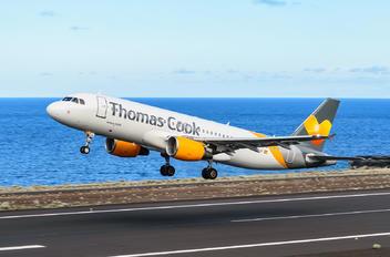 EC-MVH - Thomas Cook Belgium Airbus A320