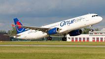 TC-OEA - Onur Air Airbus A321 aircraft