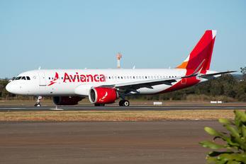 PR-OBK - Avianca Brasil Airbus A320 NEO