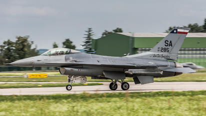 87-0285 - USA - Air National Guard Lockheed Martin F-16C Fighting Falcon