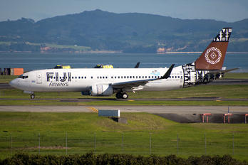 DQ-FJH - Fiji Airways Boeing 737-800