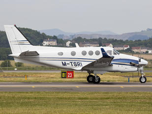 M-TSRI - Private Beechcraft C90GTi King Air