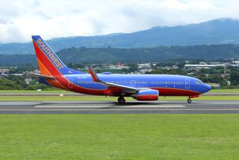 N275WN - Southwest Airlines Boeing 737-700