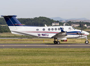 M-WATJ - Private Beechcraft 200 King Air