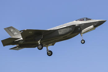 15-5128 - USA - Air Force Lockheed Martin F-35A Lightning II