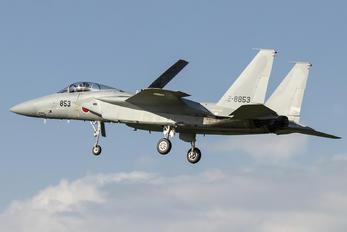 52-8853 - Japan - Air Self Defence Force Mitsubishi F-15J