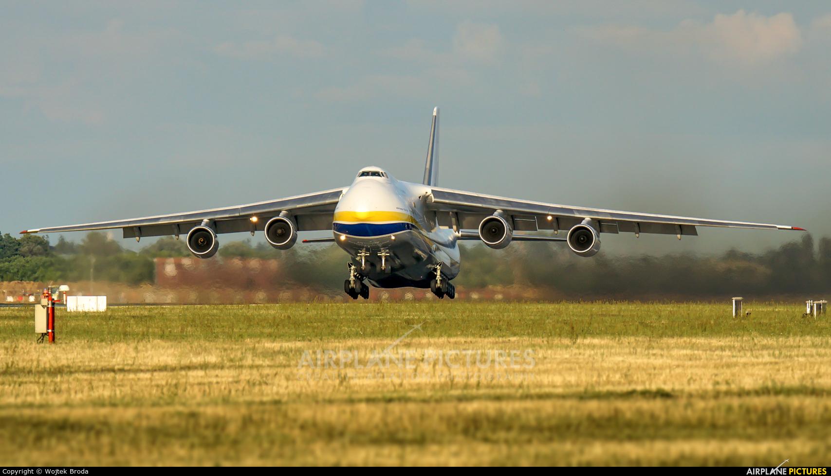 Antonov Airlines /  Design Bureau UR-82073 aircraft at Wrocław - Copernicus