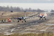 RF-95851 - Russia - Air Force Sukhoi Su-35S aircraft