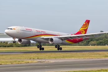 B-1021 - Hainan Airlines Airbus A330-300