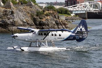 C-GHAZ - Harbour Air de Havilland Canada DHC-3 Otter