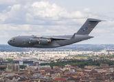 SAC 02 - NATO Boeing C-17A Globemaster III aircraft