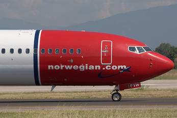 EI-FVH - Norwegian Air International Boeing 737-800
