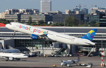 D-ASPD - Blue Panorama Airlines Boeing 767-300ER