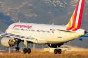 D-AKNI - Germanwings Airbus A319 aircraft