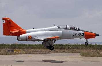 E.25-50 - Spain - Air Force Casa C-101EB Aviojet
