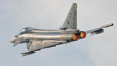 C.16-36 - Spain - Air Force Eurofighter Typhoon S