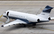 M-SKSM - Private Bombardier BD-700 Global 5000 aircraft