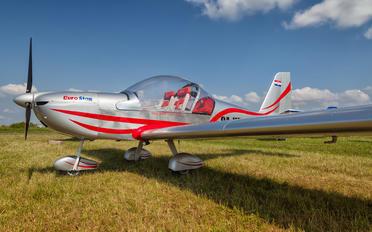 9A-UDB - Private Evektor-Aerotechnik EV-97 Eurostar