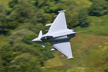 ZK432 - Royal Air Force Eurofighter Typhoon FGR.4