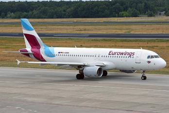 D-ABNN - Eurowings Airbus A320