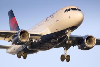 N319NB - Delta Air Lines Airbus A319