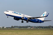 YR-BMJ - Blue Air Boeing 737-800 aircraft