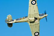 G-BKTH - The Shuttleworth Collection Hawker Sea Hurricane IB aircraft
