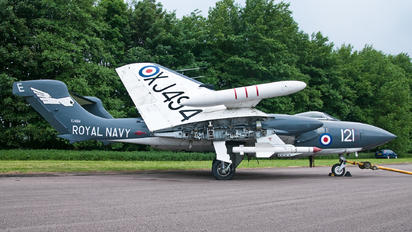 XJ494 - Royal Navy de Havilland DH.110 Sea Vixen FAW.2