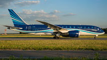 VP-BBR - Azerbaijan Airlines Boeing 787-8 Dreamliner aircraft