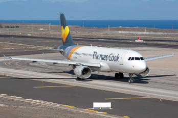 LY-VEF - Thomas Cook Airbus A320