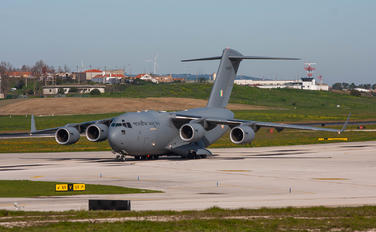 CB-8002 - India - Air Force Boeing C-17A Globemaster III