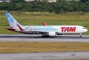 PT-MSZ - TAM Boeing 767-300ER aircraft