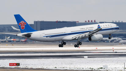 B-6112 - China Southern Airlines Airbus A330-300