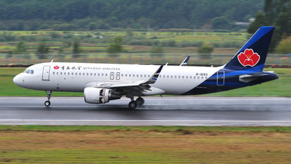B-1693 - Qingdao Airlines Airbus A320