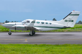 XB-OGM - Private Cessna 414