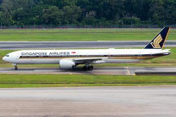 9V-SWF - Singapore Airlines Boeing 777-300ER