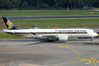 9V-SMU - Singapore Airlines Airbus A350-900