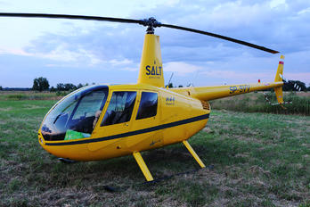 SP-SVV - Salt Aviation Robinson R44 Astro / Raven