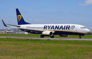 EI-FOR - Ryanair Boeing 737-800