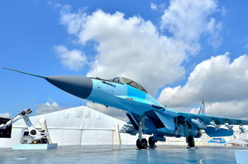 - - RSK MiG Mikoyan-Gurevich MiG-35