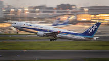 JA615A - ANA - All Nippon Airways Boeing 767-300ER aircraft