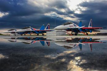 "RF-81705 - Russia - Air Force ""Russian Knights"" Sukhoi Su-30SM"