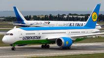 UK-78703 - Uzbekistan Airways Boeing 787-8 Dreamliner aircraft